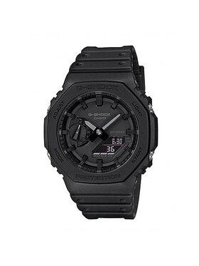 G-Shock G-Shock Ρολόι GA-2100-1A1ER Μαύρο