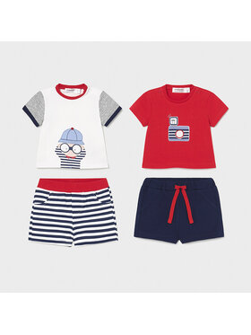 Mayoral Mayoral Ensemble enfant 1644 Multicolore Regular Fit