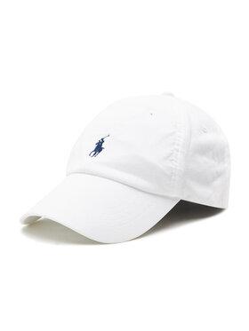 Polo Ralph Lauren Polo Ralph Lauren Kšiltovka Classic Sport Cap 710834740003 Bílá