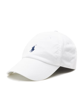 Polo Ralph Lauren Polo Ralph Lauren Шапка с козирка Classic Sport Cap 710834740003 Бял