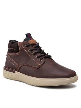 Wrangler Wrangler Boots Discovery Ankle WM12093A Marron