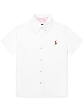Polo Ralph Lauren Polo Ralph Lauren Polo Ss Bd 321834893001 Λευκό Regular Fit