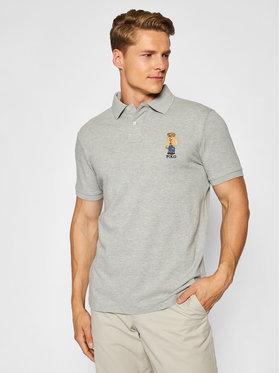 Polo Ralph Lauren Polo Ralph Lauren Tricou polo 710829164003 Gri Custom Slim Fit