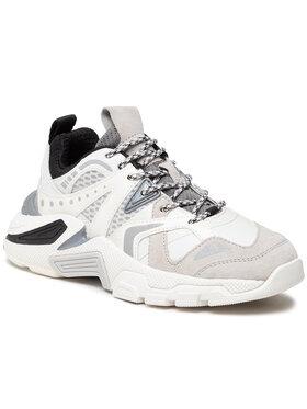 Geox Geox Sportcipő T01 A T94BTA 01422 C0404 Fehér
