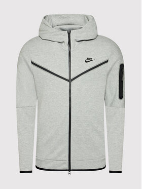 Nike Nike Bluza Sportswear Tech CU4489 Szary Standard Fit