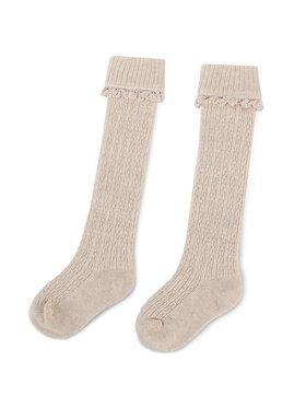 Mayoral Mayoral Vysoké dětské ponožky 10679 Béžová