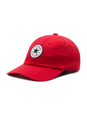 Converse Converse Kepurė su snapeliu 10008474-A18 Raudona