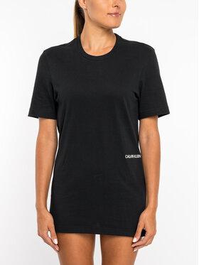 Calvin Klein Underwear Calvin Klein Underwear Σετ 2 T-Shirts Statement 1981 000QS6198E Μαύρο Regular Fit
