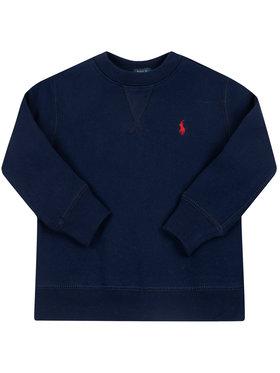 Polo Ralph Lauren Polo Ralph Lauren Majica dugih rukava Logo Embroidery 321772102 Tamnoplava Regular Fit