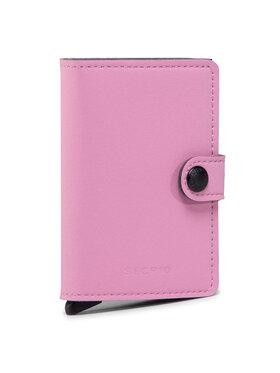 Secrid Secrid Kis női pénztárca Miniwallet MY Rózsaszín