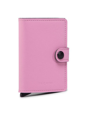 Secrid Secrid Μικρό Πορτοφόλι Γυναικείο Miniwallet MY Ροζ