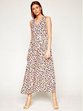 LOVE MOSCHINO LOVE MOSCHINO Ежедневна рокля WVI0700T 9963 Розов Regular Fit