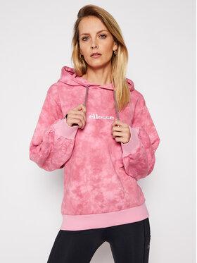 Ellesse Ellesse Sweatshirt Fluo Oh SGH10407 Rosa Relaxed Fit