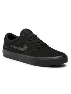 Nike Nike Παπούτσια Sb Charge Suede CT3463 003 Μαύρο