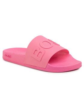 Boss Boss Mules / sandales de bain Bay 50425631 10224216 01 Rose