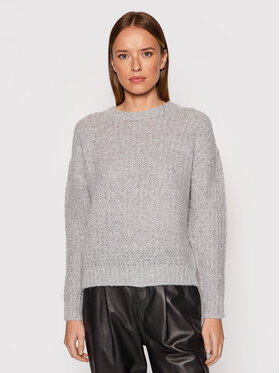 Peserico Peserico Sweater S99158F03 09122 Szürke Regular Fit