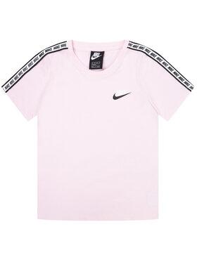 NIKE NIKE Tričko Essential AV8390 Ružová Regular Fit