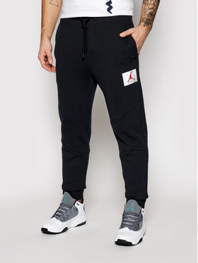 Nike Nike Pantaloni da tuta Jordan Flight CV6148 Nero Standard Fit
