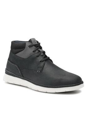 Clarks Clarks Зимни обувки Braxin Mid 261557277 Черен
