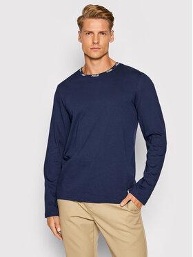 Polo Ralph Lauren Polo Ralph Lauren Marškinėliai ilgomis rankovėmis Sle 714843421002 Tamsiai mėlyna Regular Fit