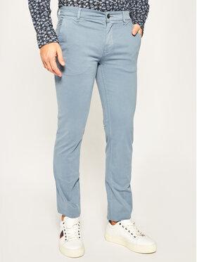 Boss Boss Spodnie materiałowe Schino 50379152 Granatowy Slim Fit