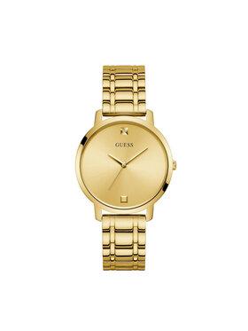 Guess Guess Zegarek Nova W1313L2 Złoty