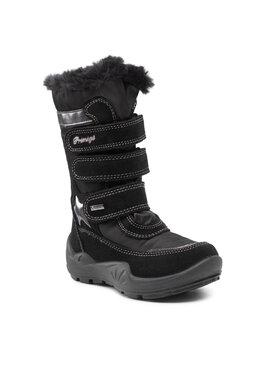 Primigi Primigi Μπότες Χιονιού GORE-TEX 8383922 Μαύρο
