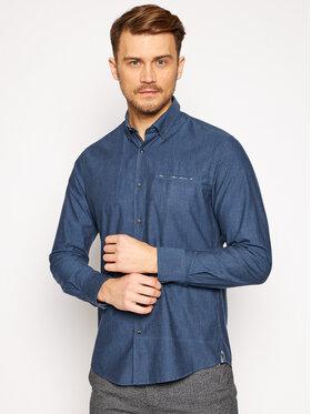 Pierre Cardin Pierre Cardin Marškiniai 5893/27355/9051 Tamsiai mėlyna Modern Fit
