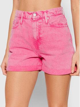 Calvin Klein Jeans Calvin Klein Jeans Szorty jeansowe J20J215906 Różowy Regular Fit