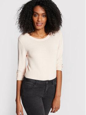 Morgan Morgan Sweater 211-MLOG Rózsaszín Regular Fit