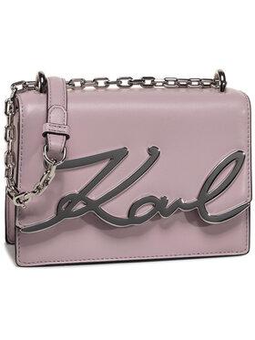 KARL LAGERFELD KARL LAGERFELD Handtasche 205W3005 Violett