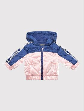 Guess Guess Zimní bunda A1YL00 WCFM0 Růžová Regular Fit