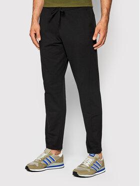 Outhorn Outhorn Teplákové nohavice SPMD607 Čierna Regular Fit