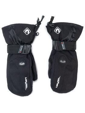 Level Level Lyžiarske rukavice Glove Fly Jr 4001JM.01 Čierna