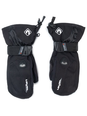 Level Level Skihandschuhe Glove Fly Jr 4001JM.01 Schwarz
