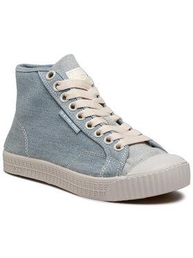 G-Star RAW G-Star RAW Sneakers aus Stoff Rovulc II Mid D18037-C429-001 Blau