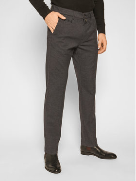 Pierre Cardin Pierre Cardin Pantaloni din material 33747/000/4793 Bleumarin Modern Fit