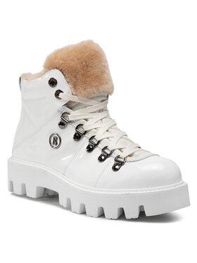 Bogner Bogner Ορειβατικά παπούτσια Copenhagen 2D 203-C593 Λευκό