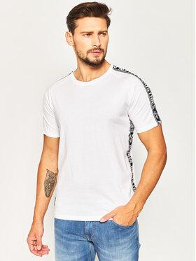 Alpha Industries Alpha Industries T-Shirt Al Tape 198513 Weiß Regular Fit