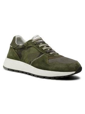 Crime London Crime London Sneakers Extra Light Runner 11202AA3.83 Vert