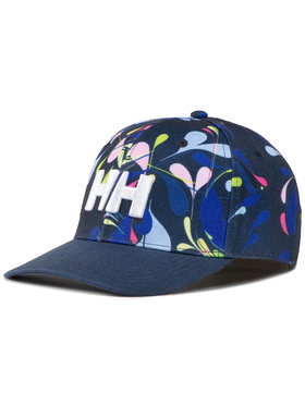Helly Hansen Helly Hansen Kepurė su snapeliu Brand Cap 67300 Tamsiai mėlyna