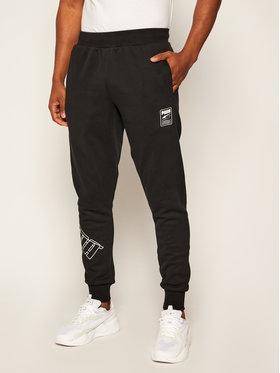 Puma Puma Παντελόνι φόρμας Rebel Bold 583789 Μαύρο Regular Fit