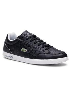 Lacoste Lacoste Sneakersy Graduatecap 0120 1 Sma 7-40SMA0017231 Czarny