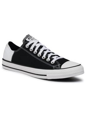 Converse Converse Plátěnky Ctas Ox 167923C Černá