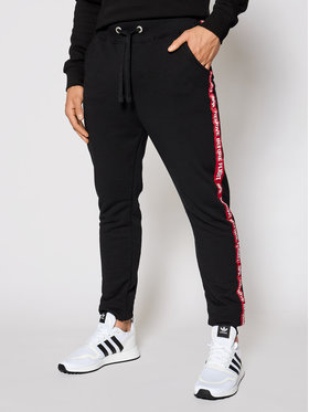 Alpha Industries Alpha Industries Joggers Rbf Tape 196317 Noir Regular Fit