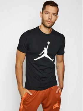Nike Nike Tricou Jordan Jumpman CJ0921 Negru Regular Fit