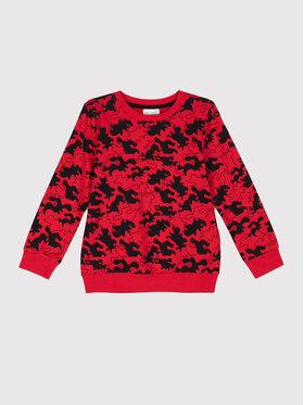 Coccodrillo Coccodrillo Μπλουζάκι ZC1132101MRS Κόκκινο Regular Fit