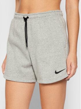 Nike Nike Sportiniai šortai Park 20 CW6963 Pilka Relaxed Fit