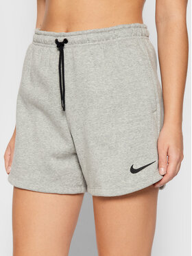 Nike Nike Szorty sportowe Park 20 CW6963 Szary Relaxed Fit