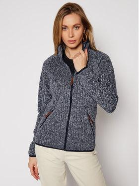 Columbia Columbia Majica dugih rukava Chillin™ Fleece 1816641 Tamnoplava Regular Fit